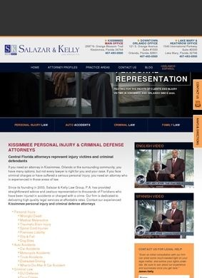 Kissimmee Personal Injury & Criminal Defense Attorneys